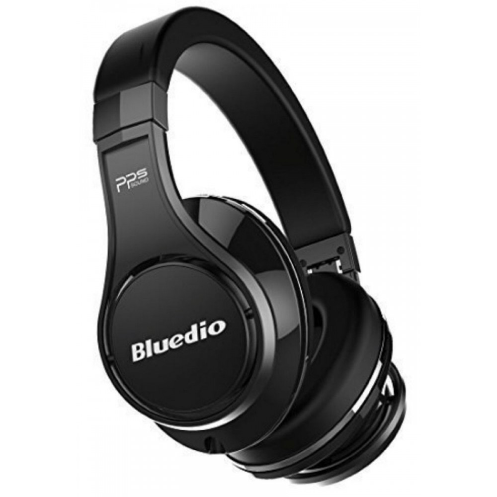 Bluedio UFO Bluetooth Headset 3D Sound - Black