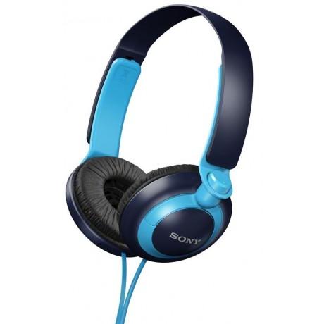 Sony MDR-XB 200 L blue headphones