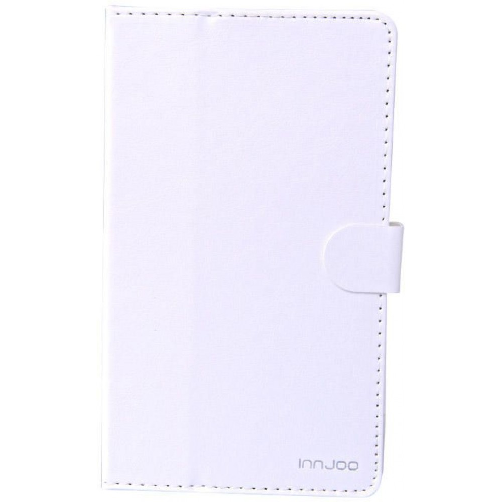 Innjoo F1 Tablet Cover Leather - White