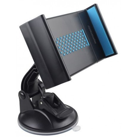 PROMATE MOUNT-TAB.BLUE Compact Universal Tablet Grip Mount - BLUE