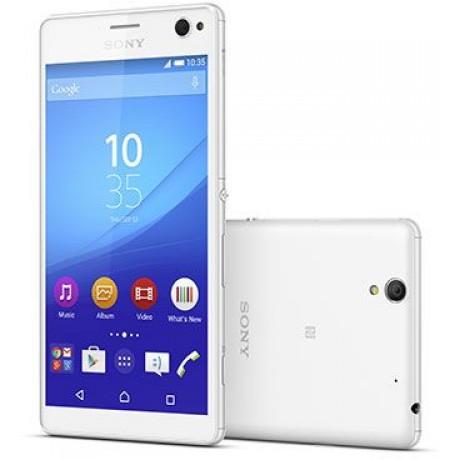 Sony Xperia C4 Dual SIM - 16GB, 4G, White