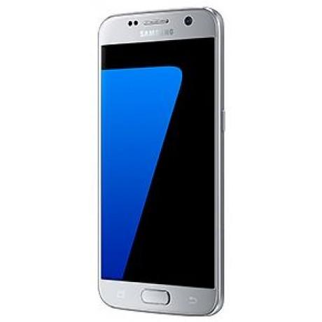 Samsung Galaxy S7 ,32GB, 4G LTE, Silever ,Guarantee 2 Years