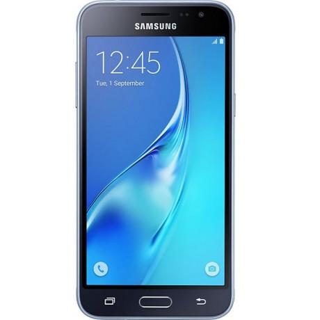 Samsung Galaxy J3,LTE Duos, 8GB, Black,Guarantee 2 Years
