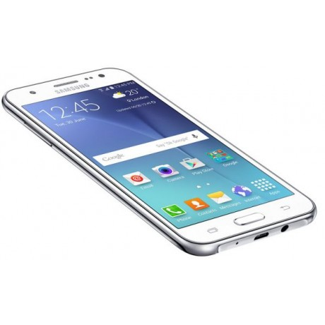 Samsung Galaxy J5, LTE ,Dual Sim 16GB,White,2 Years Guarantee