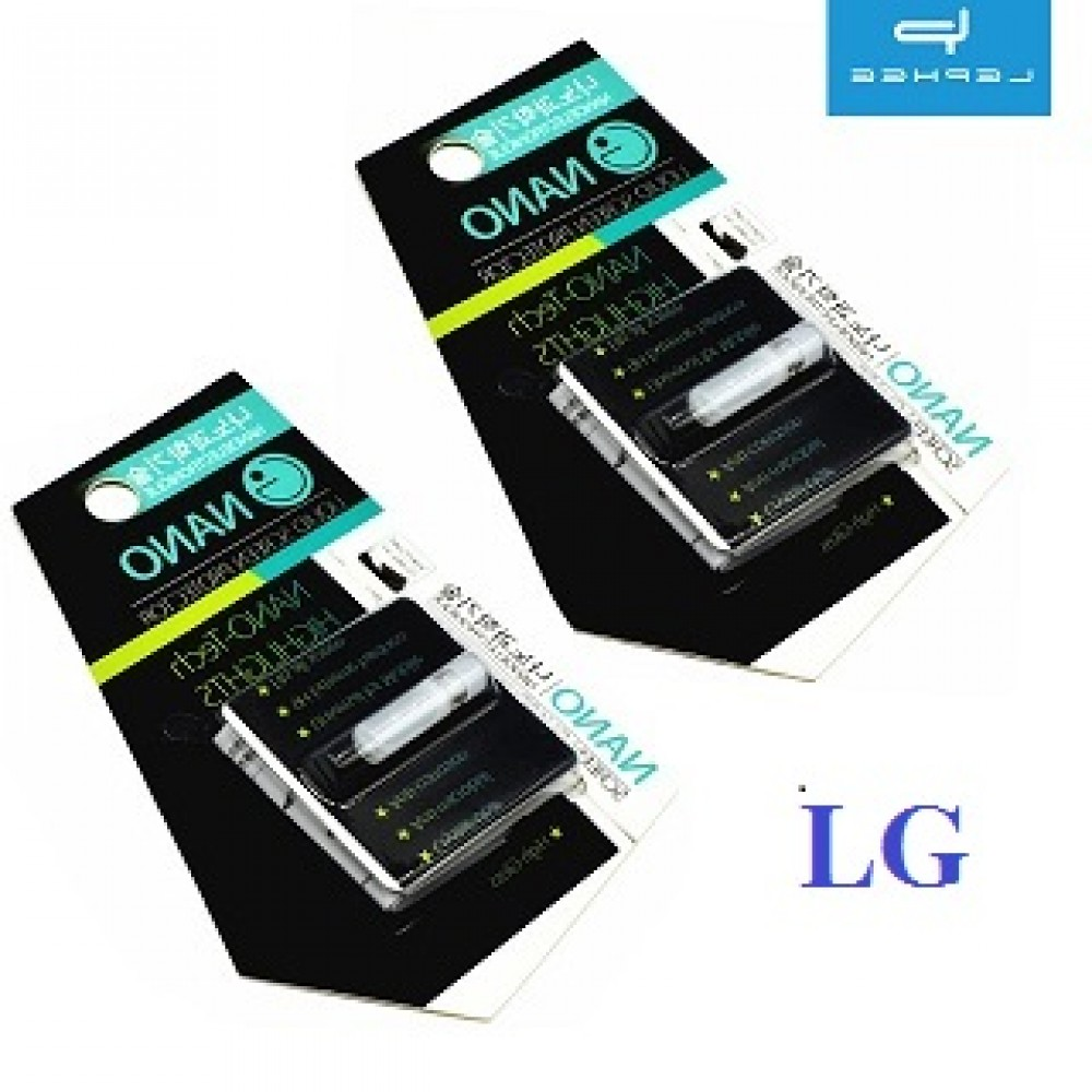 NANO Technology,9H,3D Full Curved Edge,Nano Liquid Touch Screen Protector Film Invisible for  LG Mobiles