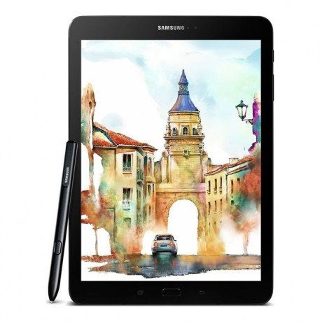Samsung Galaxy Tab S3 9.7 - 4G Single SIM Tablet - Black