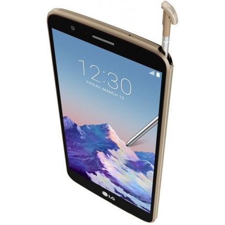 LG Stylus 3 Dual SIM - 16GB, 2GB RAM, 4G LTE, Gold