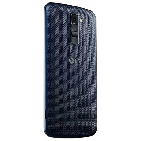 LG K10 Dual Sim , 16GB, 2GB RAM, 4G LTE, Black/Blue