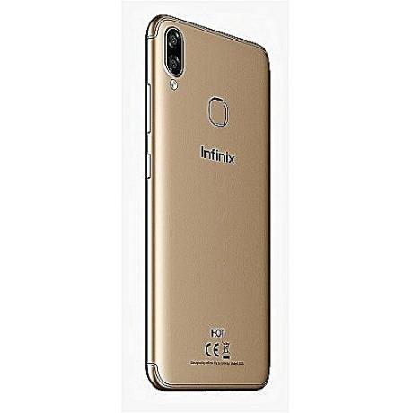 Infinix HOT 6x-X623 ,Dual Sim, 32GB, 3GB RAM, 4G LTE, Gold