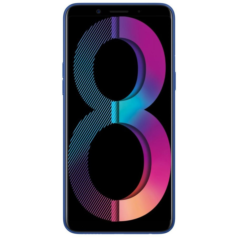 Oppo A83 Pro ,Dual SIM , 64 GB, 4GB RAM, 4G LTE, Blue