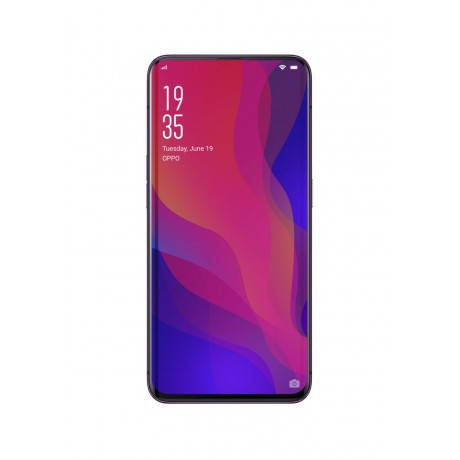 Oppo FIND X Dual SIM , 256GB, 8GB RAM, 4G LTE, Red