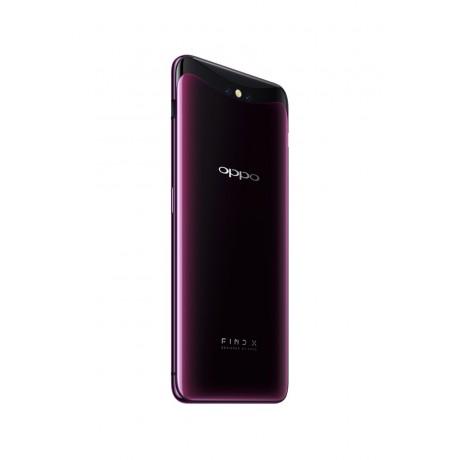Oppo FIND X Dual SIM , 256GB, 8GB RAM, 4G LTE, Red