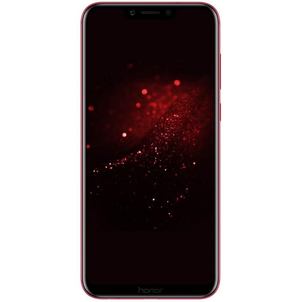Honor Play 4G LTE Dual SIM , 64GB , RAM 4GB , Red