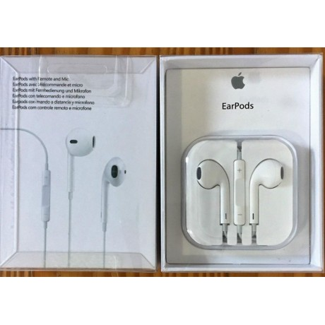 Apple EarPods with 3.5 mm Headphone Plug