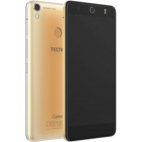 Tecno Camon CX Air ,Dual Sim , 16GB, 2GB RAM, 4G LTE, Champagne Gold