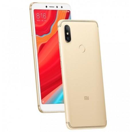 Xiaomi Redmi S2 ,Dual Sim , 64GB, 4GB RAM, 4G LTE, Gold