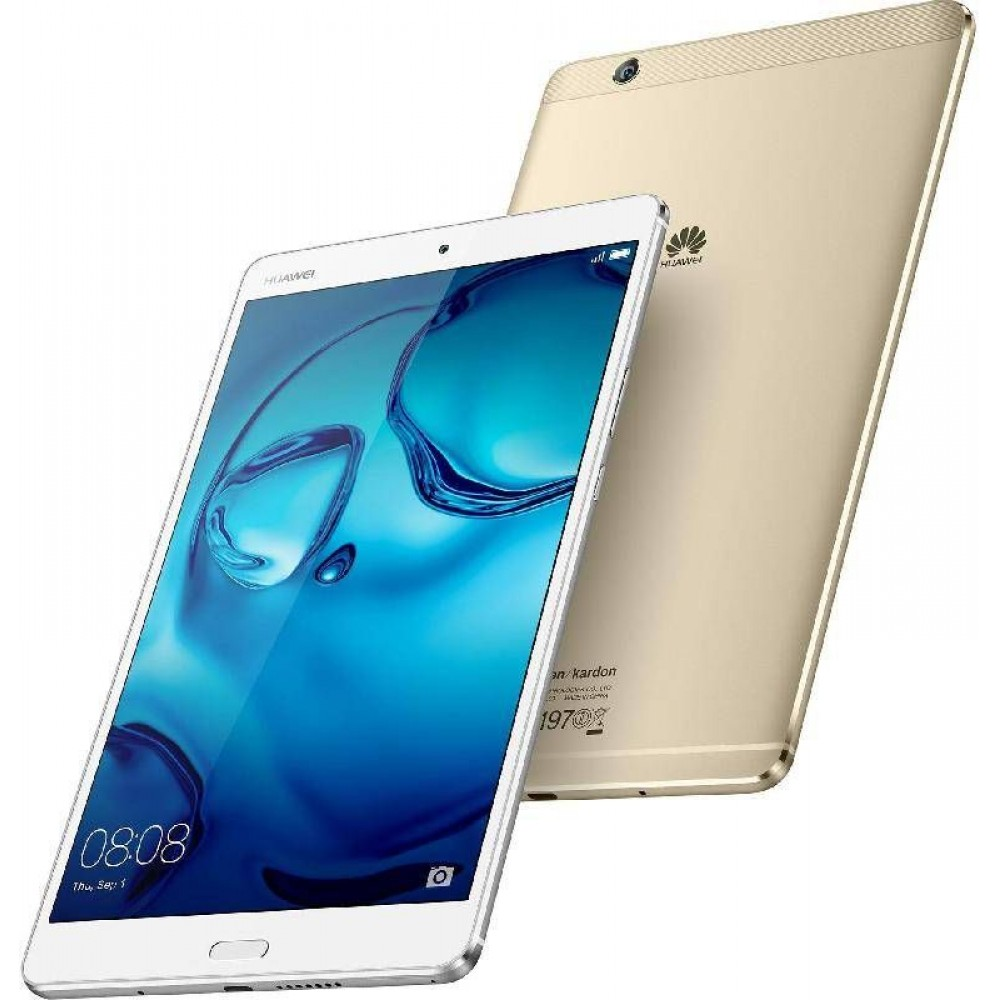 Huawei MediaPad M3, Beethoven 8 inch , WiFi (4G) Tablet Touch ,Android, 64 GB, Gold Color , BTV-DL09