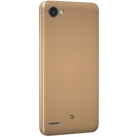 LG Q6 Full Vision ,Dual Sim , 32GB, 3GB, 4G LTE, Terra Gold
