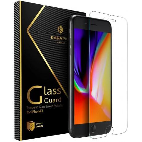 شاشة حماية, للايفون8 ,عادي ,من كارباكس, حماية مضاعفة A7478H01