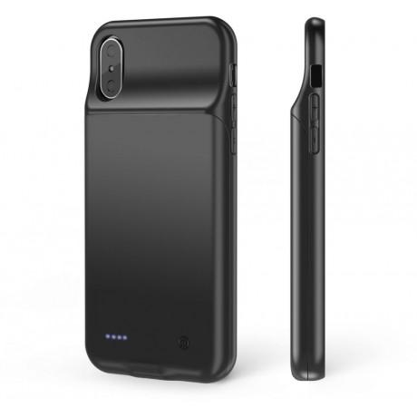 CHOETECH Battery Case iPhone X ,External Housing ,Ultra Thin, Battery Rechargeable Portable