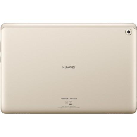 Huawei MediaPad M5 Lite, 10.1 inch, 32GB, 3GB RAM, 4G - Gold