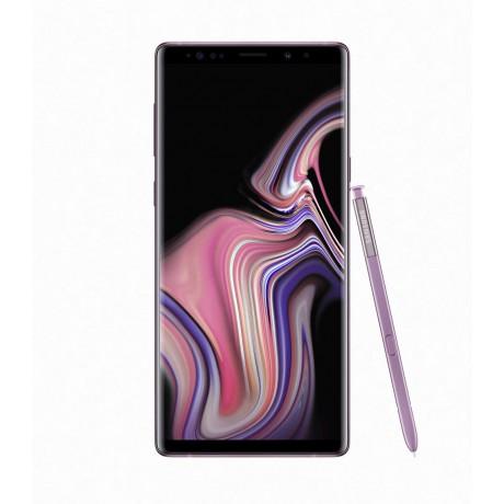 Samsung Galaxy Note 9 ,Dual SIM ,512GB, 8GB RAM, 4G LTE, Lavender Purple