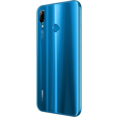 Huawei Nova 3e, Dual SIM , 64GB, 4GB RAM, 4G LTE, Klein Blue