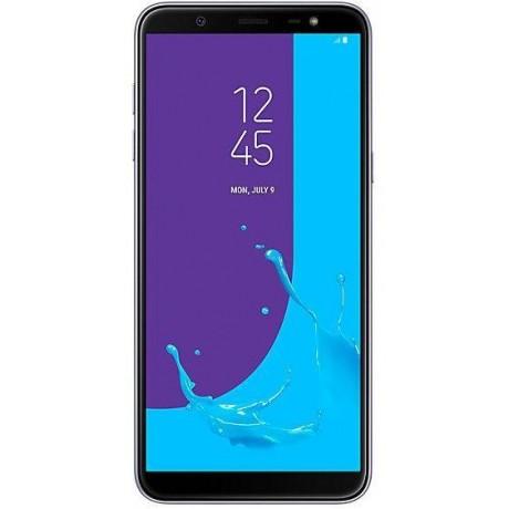 Samsung Galaxy J8,2018 ,Dual SIM ,4G LTE , 64GB , RAM 4GB  , Lavender