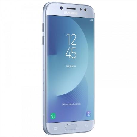 Samsung Galaxy J5 Pro, 2017, Dual SIM , 16GB, 2GB RAM, 4G LTE, Blue Silver