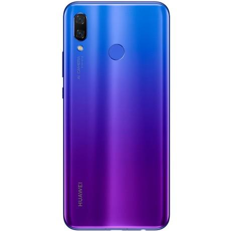 Huawei Nova 3, Dual SIM , 128GB, 4GB RAM, 4G LTE, Purple