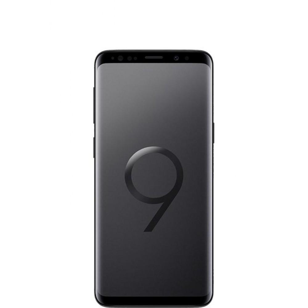 Samsung Galaxy S9, Dual Sim, 64GB,4GB Ram,4G LTE, Midnight Black , Middle East Version