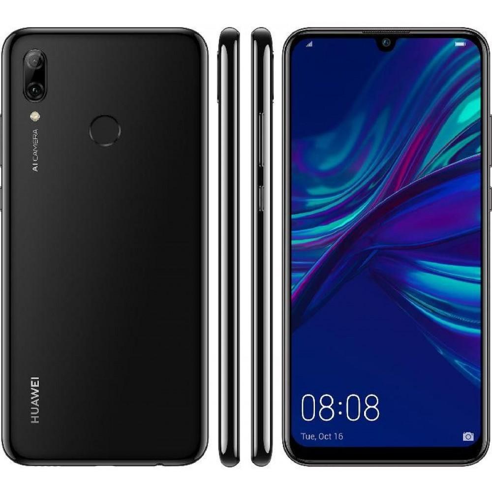 Huawei P smart 2019 ,Dual SIM , 64GB, 3GB RAM, 4G LTE, Midnight Black