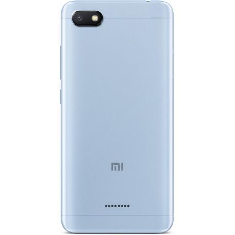 Xiaomi Redmi 6A ,Dual SIM, 32GB, 2GB RAM, 4G LTE, Blue - International Version