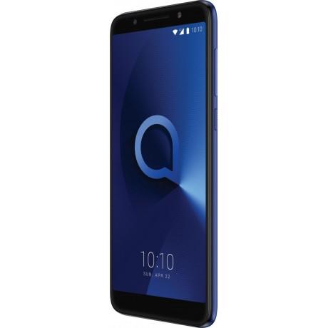 Alcatel 3X ,Dual SIM , 32GB, 3GB RAM, 4G LTE, Blue
