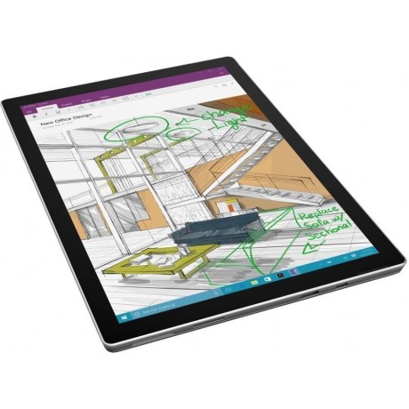 Microsoft Surface Pro 4 Table, Processor core I5-6300U, 12.3 Inch ,512 GB, 16 GB,Wifi ,Silver TU5-00002