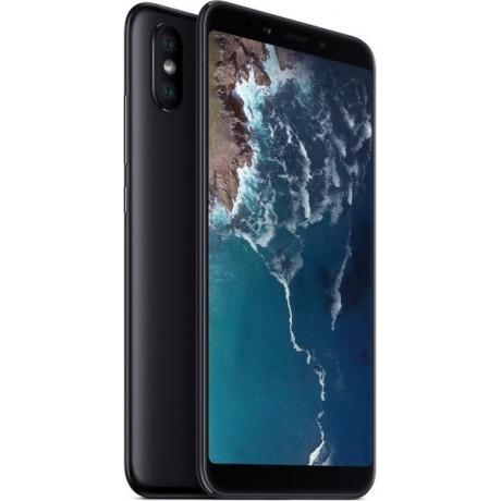 Xiaomi Mi A2 Dual SIM - 32GB, 4GB RAM, 4G LTE, Black – International Version