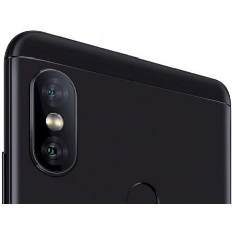 Xiaomi Redmi Note 5 AI Edition Dual SIM - 32GB, 3GB RAM, 4G LTE, Black