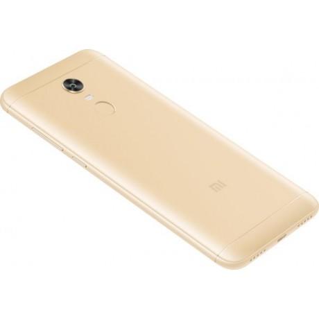 Xiaomi Redmi 5 Plus Dual SIM - 64GB, 4GB RAM, 4G LTE, Gold - International Version