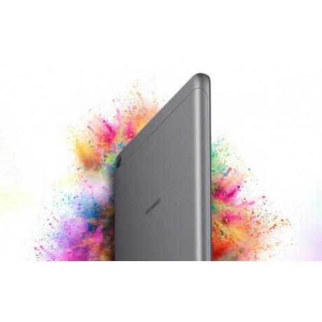 Huawei MediaPad T3 Tablet - 8 Inch, 16GB, 2GB RAM, 4G LTE, Wifi, Space Grey