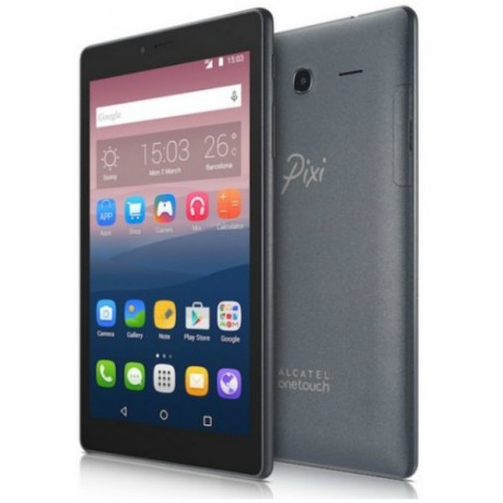 Alcatel 9003X Pixi 4 Tablet - 7 Inch, 16 GB, 3G, Grey
