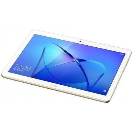 Huawei MediaPad T3 Tablet - 10 Inch, 16GB, 2GB RAM, 4G LTE, Luxurious Gold