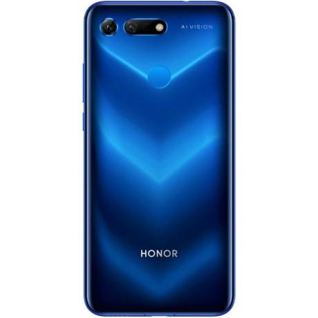 Honor View 20 Dual SIM - 256GB, 8GB RAM, 4G LTE, Phantom Blue