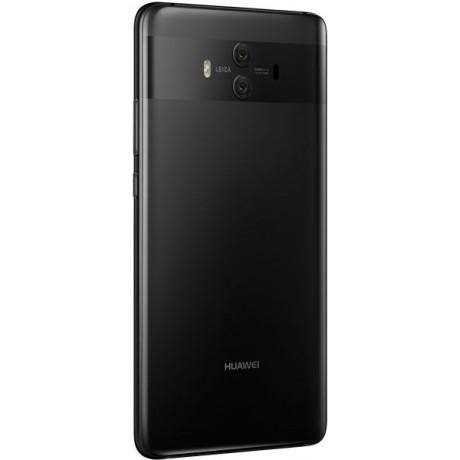 Huawei Mate 10 Dual SIM - 64GB, 4GB RAM, 4G LTE, Black