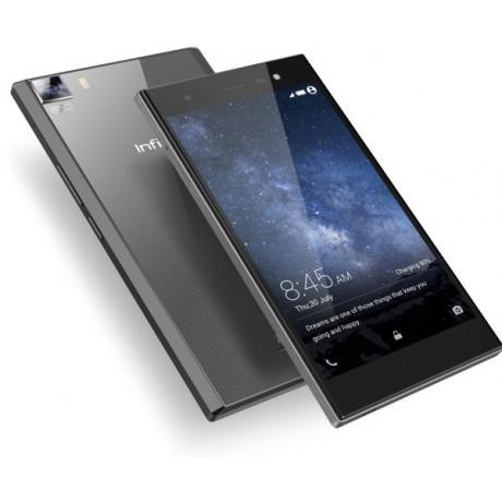 Infinix Zero3 X552 Dual Sim - 16GB, 4G LTE, Anthracite Gray