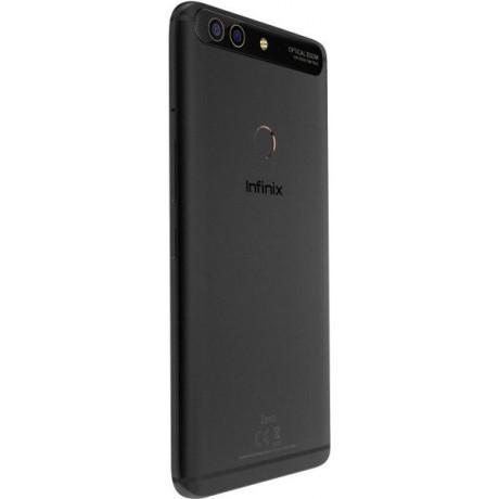 Infinix Zero 5 Pro Dual SIM - 128GB, 6GB RAM, 4G LTE, Black