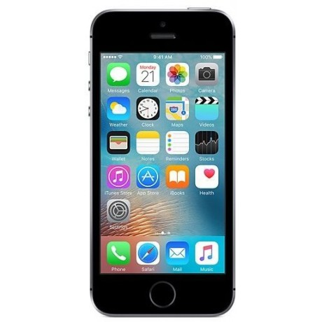 Apple iPhone SE without FaceTime - 32GB, 4G LTE, Space Gray