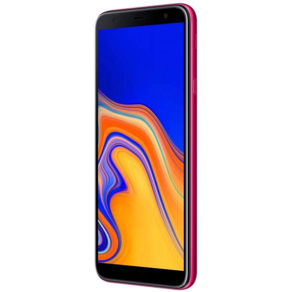 Samsung Galaxy J4 Plus Dual Sim - 32GB, 4G LTE, Pink