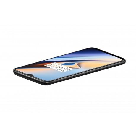 OnePlus 6T Dual Sim - 256GB, 8GB RAM, 4G LTE, Midnight Black