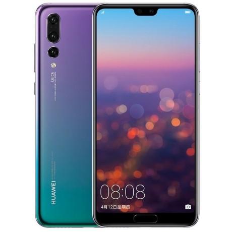 Huawei P20 Pro Dual SIM - 128GB, 6GB RAM, 4G LTE, Twilight