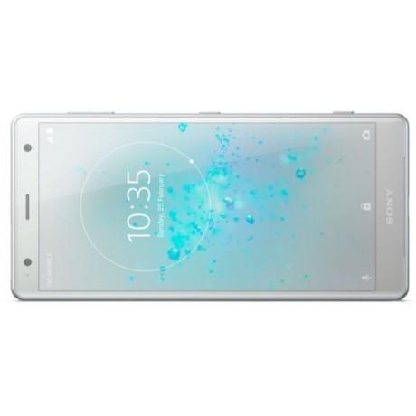 Sony Xperia XZ2 Dual SIM - 64GB, 4GB RAM, 4G LTE, Liquid Silver